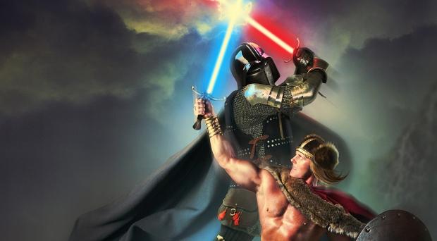Lāčplēsis vs Darth Vader